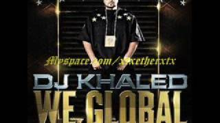 Dj Khaled - We Global - 2 - Go Hard Ft. Kanye west & T-pain