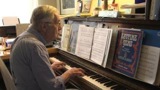 """Stairway to Heaven"" (Led Zeppelin) played on piano by 83 year-old Bob Hill and son Dave Hill"