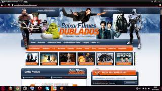 Burlando protetor de downloads para baixar filmes