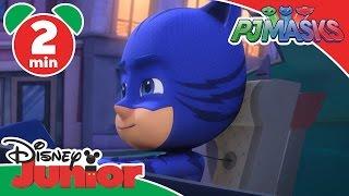 PJ Masks | Catboy Takes Control | Disney Junior UK