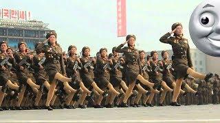 I Put Thomas The Tank Engine Music Over North Korean Marching