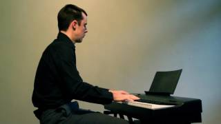 Aphex Twin Flim ( The Bad Plus) - Piano Cover