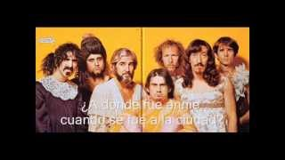 Frank Zappa & The Mothers of Invention - What's the ugliest part of your body (Subtitulado Español)