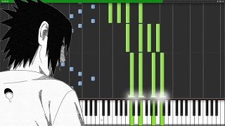 "[Naruto Shippuden Opening 20] ""Empty Heart"" - Anly (Synthesia Piano Tutorial) ~Key: A Major~"