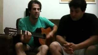 Adiel e Rafael