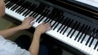 John Thompson's Grade 4 No.2 Theme from Beethoven's Symphony No.5 Mvt 2 (P.4) 第五交响曲 行板