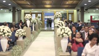 Trailer Larissa e Moisés - Assembléia de Deus - Espaço Sonata