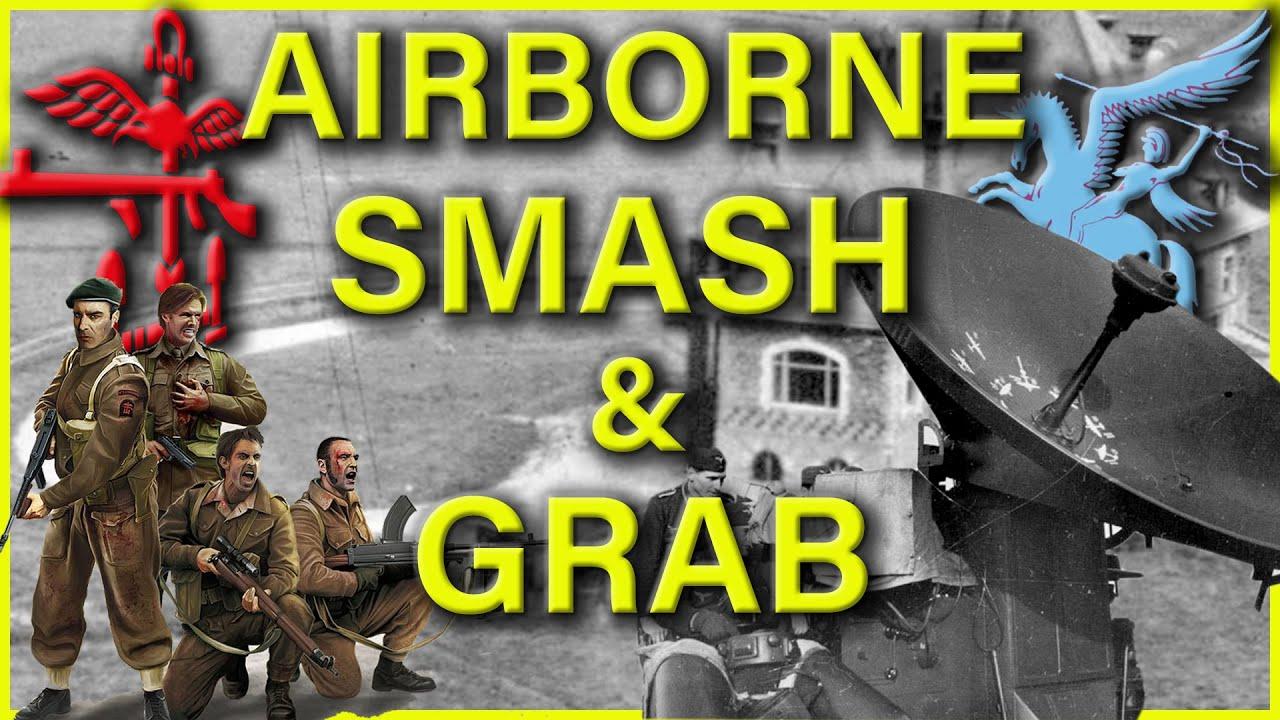Operation Biting - British Airborne Commandos Steal Top Secret German Radar