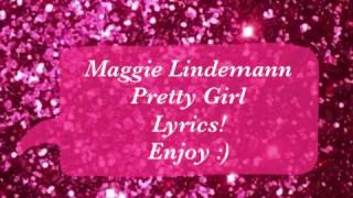 Maggie Lindemann- Pretty Girl Lyrics❤️