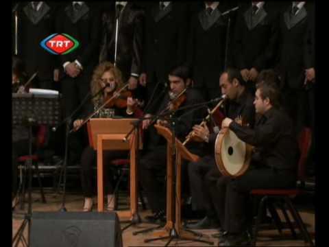 Hasan Cihat Örter - Alaaddin Yavaşça Senfonisi (TRT)