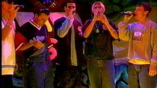 Backstreet Boys - End of the road (a Capella Version Live @ VIVA Interaktiv 1997)