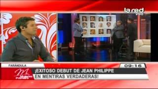 El exitoso debut de Jean Phillipe Cretton en Mentiras Verdaderas
