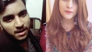 Gal Sun soniye Shair di shairni ayy..  What's app status... Zaibibai new clip on TikTok