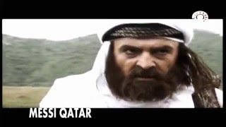 القعقاع بن عمرو التميمي يواجه شجاع الفرس