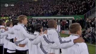 Das Lied der Deutschen feat David Garrett