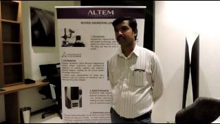 Mr Nagesh says Aerospace requires 3D Printing