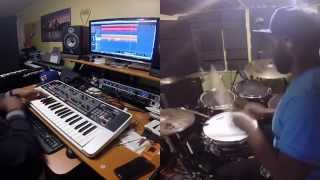 Otis Williams & Jonathan Gatereste (Justin Bieber-What Do You Mean?) Live Arrangement