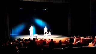 Quim Roscas & Zeca Estacionâncio ao vivo no Cineteatro D  João V na Damaia   2015 11 07 17 21 34