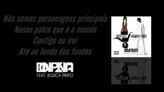 Don Pina - Mundos Opostos (Feat. Jessica Pinto) (LETRA)