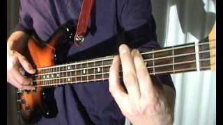 The Police - Every Little Thing She Does Is Magic - Bass Cover