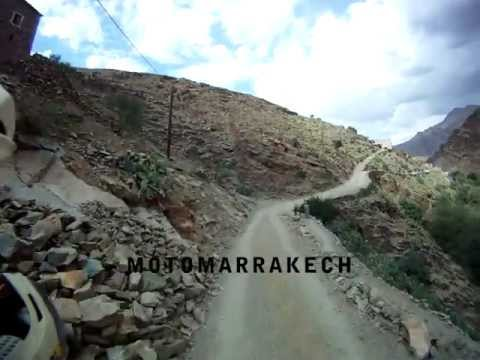 Moroccan Trail: High valleys of Atlas