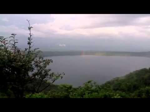 lake at Catarina in Nicaragua