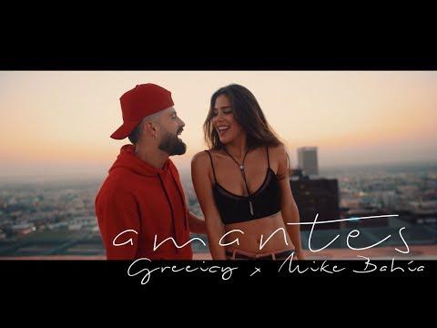 Amantes Part Mike Bahia de Greeicy Rendon Letra y Video