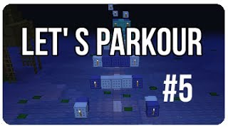 Let's Parkour #5 - Reggae map by Squid Man
