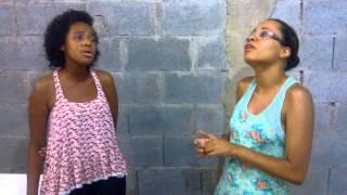 Daniela Gonçalves e Jessica Oliveira (Longe de ti - Diante do Trono)