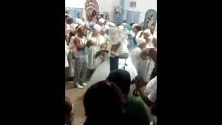 Video 02 - Toque de Oxossi Tata Raminho de Oxossi 2015