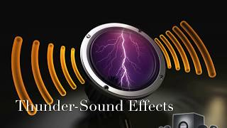 Thunder-Sound Effects