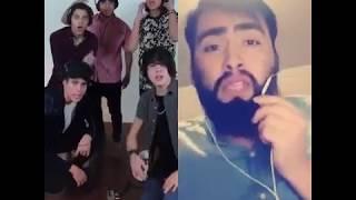 Hey DJ - CNCO (Marcelino ft CNCO Smule Sing App)