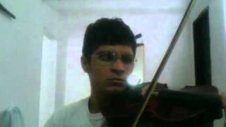 Hino 187 Harpa Cristã (Mais Perto Quero Estar) VIOLINO