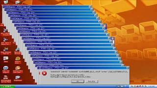 Windows XP Crazy Error!