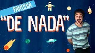 De Nada - Paródia Moana