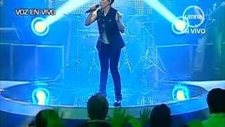 """yo soy dolores o'riordan """"when you're gone"""" HD 3D 13/07/2012"""