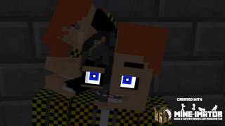 FNAF She Knows (Minecraft Animation) [Not Full Version]