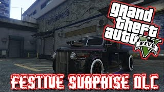 GTA 5 Online: Bravado Rat-Truck Customising Options from Festive Surprise DLC