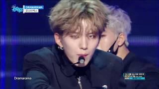 【TVPP】 MONSTA X – DRAMARAMA, 몬스타엑스 – 드라마라마@Show Music Core