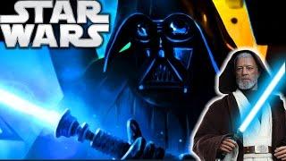 What Happened to Obi-Wan Kenobi's Lightsaber After A New Hope? (Legends) - Star Wars Explained