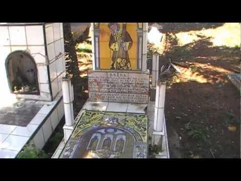 El cementerio español de Tetuan (Marruecos)  –  The spanish cemetery of Tetouan (Morocco)