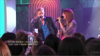 They Don't Know About Us (Live)- Cody Simpson & Victoria Duffield
