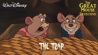 The Great Mouse Detective - The Trap | HD
