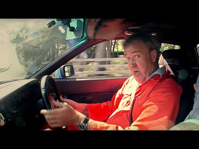 Top Gear Series 22: Episode 3 trailer – Top Gear – BBC