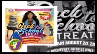 TVJ Entertainment Prime: Spice Back to School Treat - August 20 2019