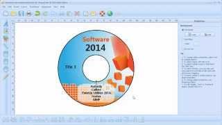 ¿Cómo crear una etiqueta adhesiva para CD?