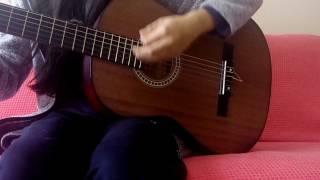 Mustafa Ceceli eksik (gitar cover)