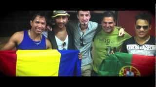 Bryan Wilson & Sebastian Crayn Gravação DVD com João Lucas e Marcelo Brasil