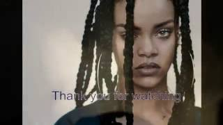 Rihanna -Desperado (live 2016 vocals)