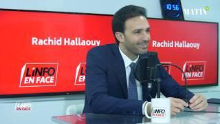 L'Info en Face éco avec Mehdi Tazi